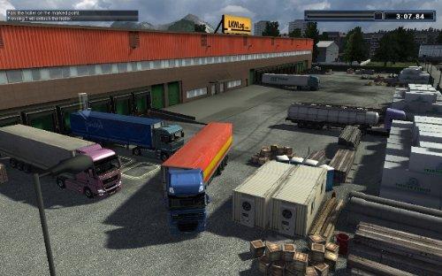lkw rangier simulator demo