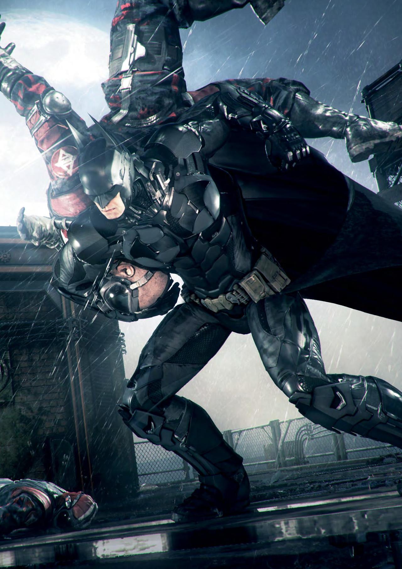 Galerie: Batman: Arkham Knight PC - Bild 13 von 14