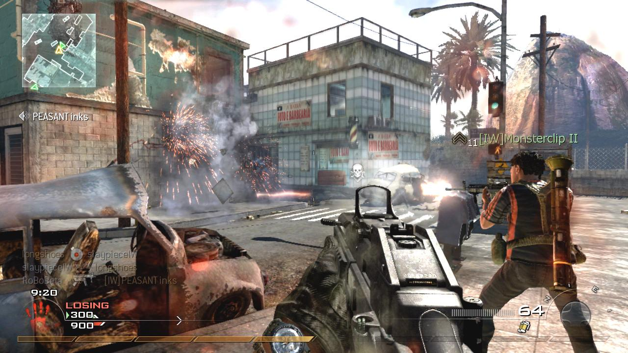 Call of Duty: Modern Warfare 2 PlayStation 3 - Bild 9 von 10