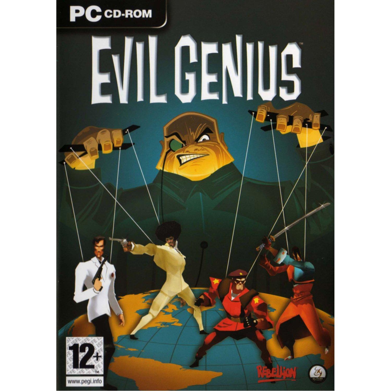 Скачать Игру Evil Genius Торрент