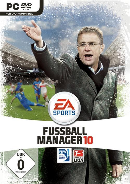FIFA Manager 10 (DEMO/2009) скачать бесплатно.