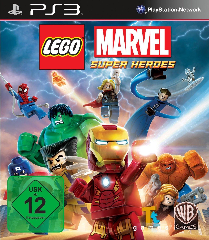 Bildergalerie Lego Marvel Super Heroes PlayStation 3: Bild 8 von 9