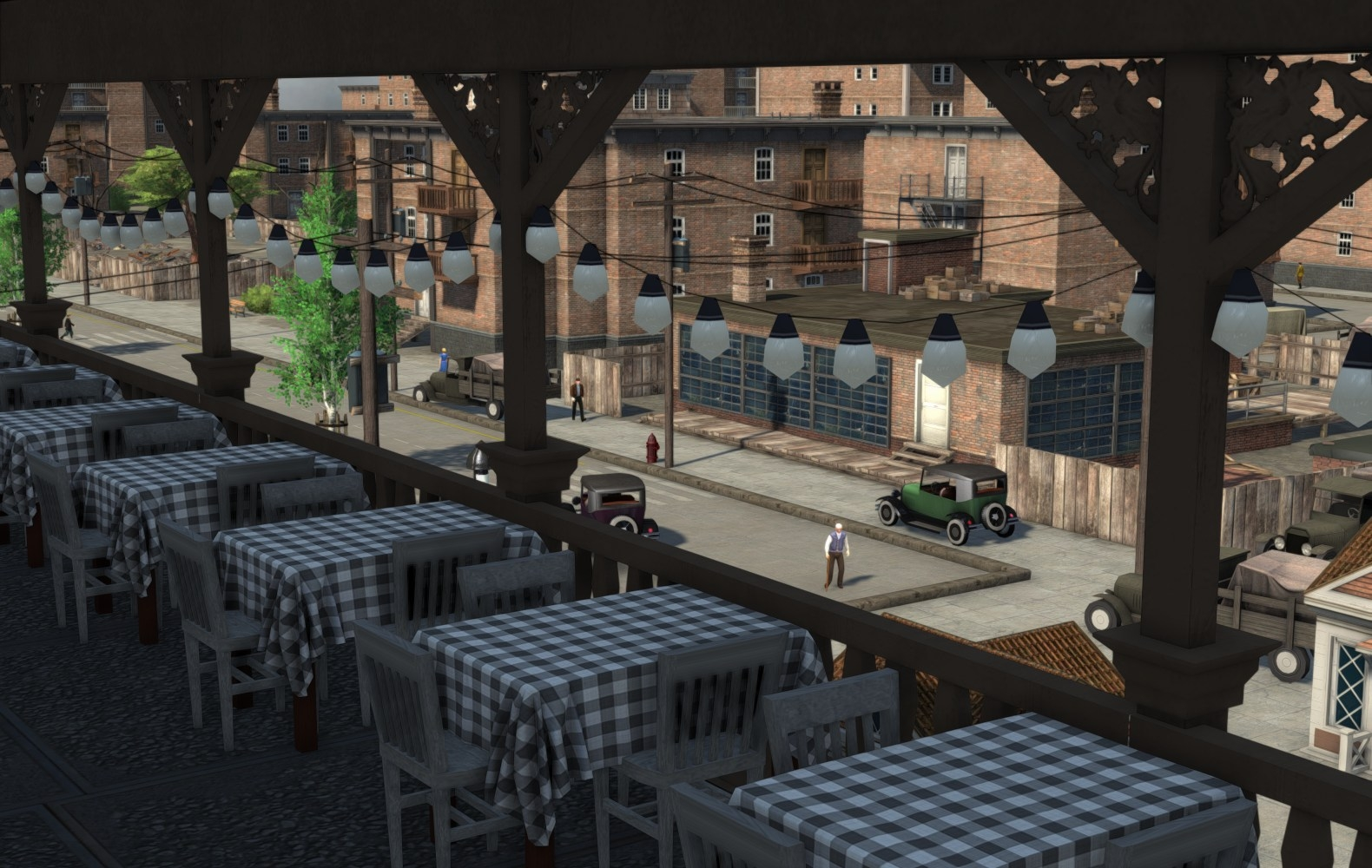 Omerta: City of Gangsters PC - Bild 36 von 38