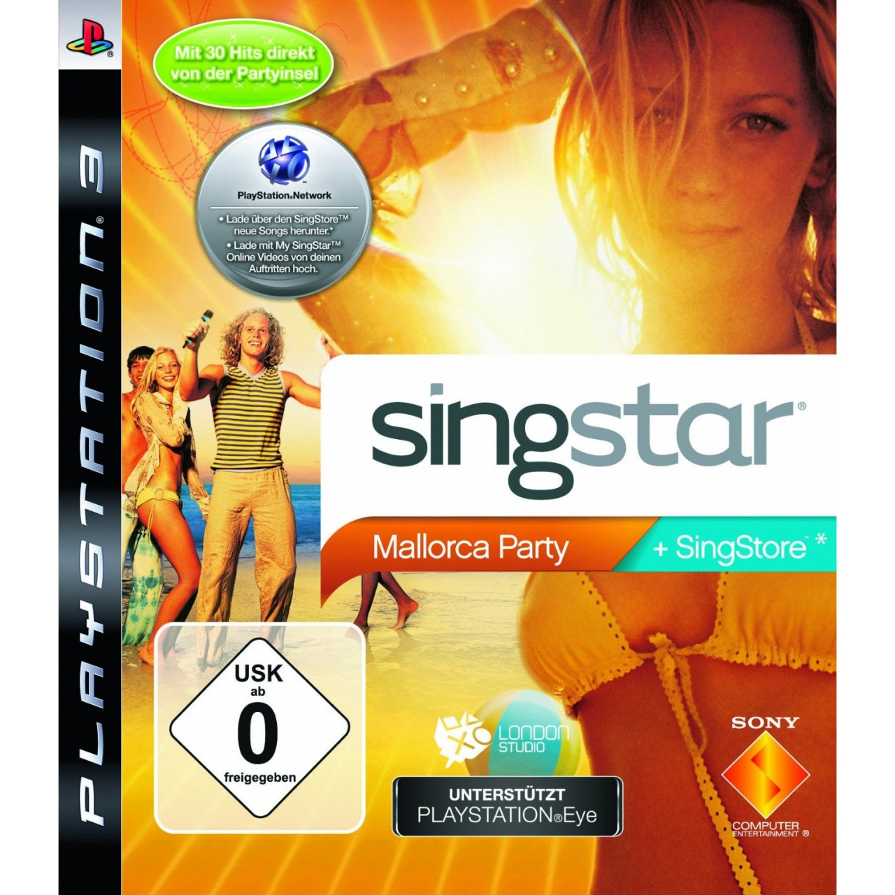 SingStar: Mallorca Party News