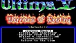 Ultima V: Warriors of Destiny PC - Bild 3 von 4
