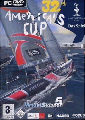 Virtual Skipper 5 ? Americas Cup 32