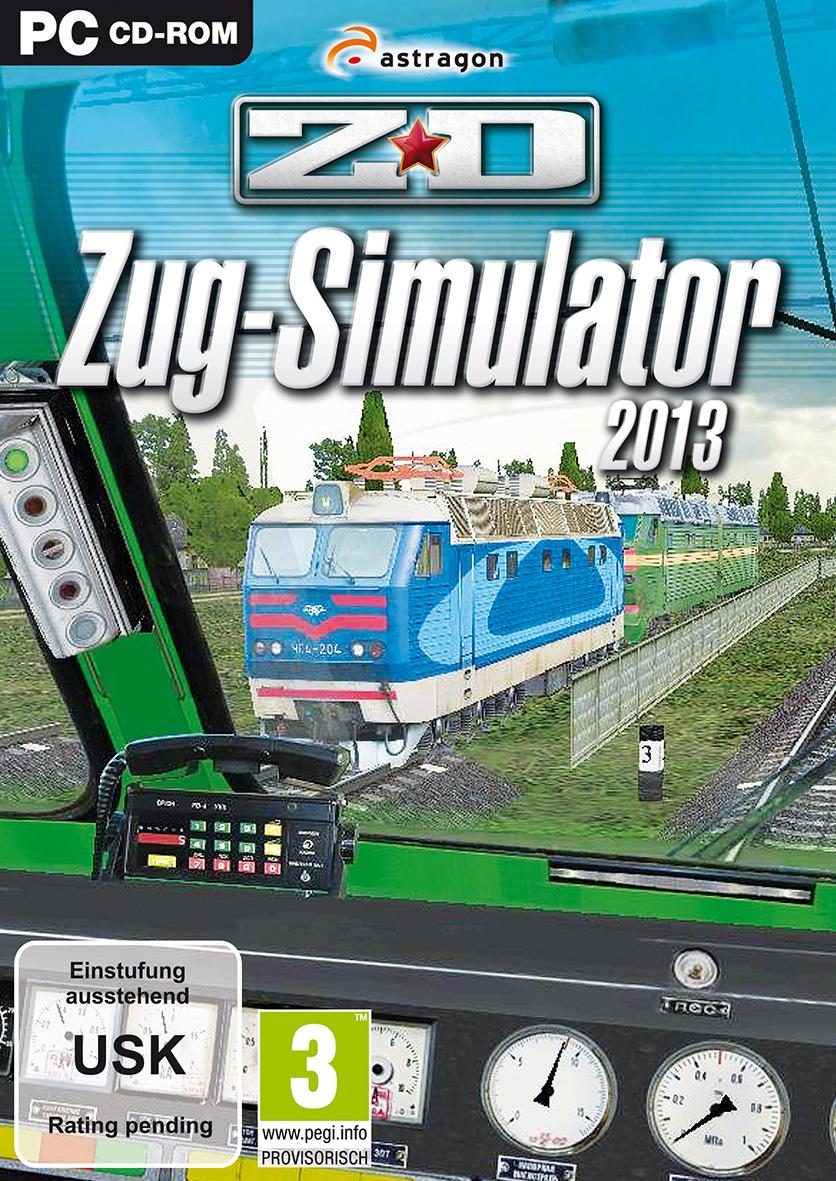 Zug Simulator 2013 Full Español Skidrow MG !!!