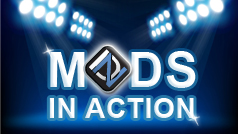 Mods in Action | DemoNews Moderation